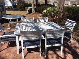 Excellent quality patio furniture