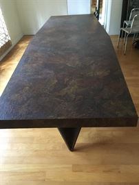 Mid Century table by Tofani