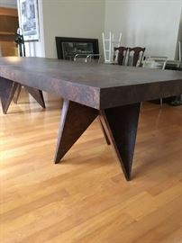 Great Legs! Mid Century table by Tofani