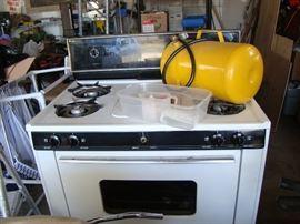 range stove