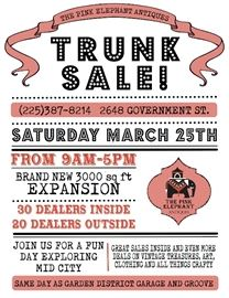 trunksale