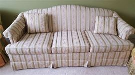 Floral sofa   $75  BUY ahead