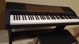 Yamaha electric piano  $575  BUY Ahead