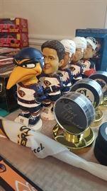 Atlanta Thrashers hockey bobble heads