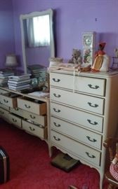 French Provential Bedroom set