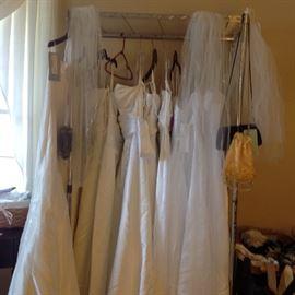 Wedding dresses 50% off