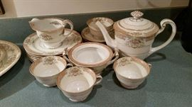 "Noritake Tea Set ""Occupied Japan: circa 1947"