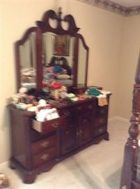 Triple Dresser Beautiful and the condition is GREAT!!!