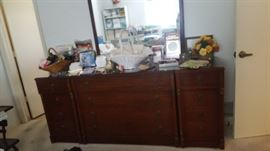 3 Piece Beautiful Dresser & Mirror (Purchase all 3 or Separate) Misc items