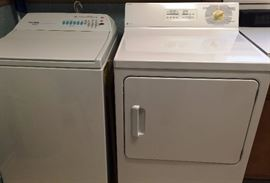 Fisher & Paykel Ecosmart Washer & GE Profile Sensor Dryer