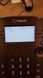 Polycom VVX 300, VVX600, 331, 335 units