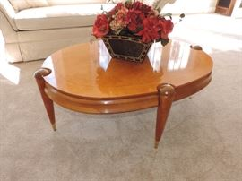 Hickory White Contemporary Table