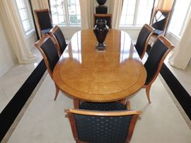 DR Table and Chairs by Hickory White