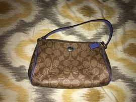 COACH SHOULDER-BAG