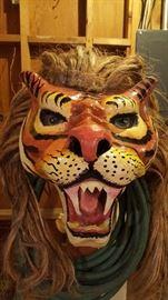 Vintage Mardis Gras Mask