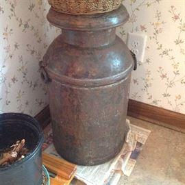Vintage Milk Jug $ 50.00