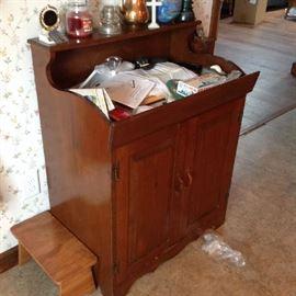 Vintage Cabinet $ 140.00