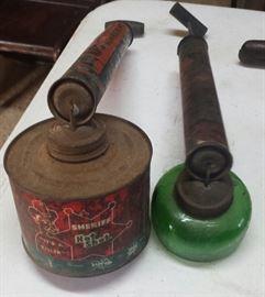 vintage Hot Shot sprayers