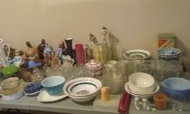everyday dishes & ceramics (some of what is show is now sold, but most of it is still available)