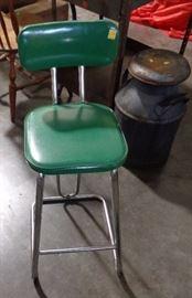 Vintage Kitchen Cafe Chair