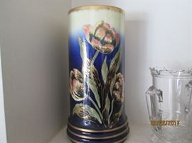 Very large stunning antique vases
