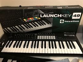 4c Launchkey 49 keyboard
