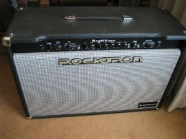 Rocktron Amplifier
