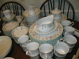 Mikasa Beaumont Pattern China