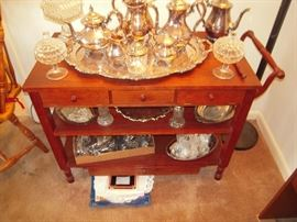 CHERRY TEA CART