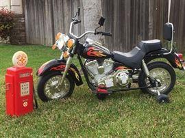 Childs Harley Motorized