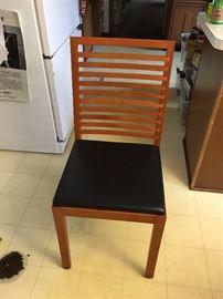 4 A. Sibau chairs