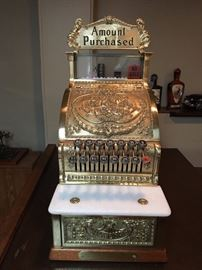 Replica 1913 Candy Store Cash Register