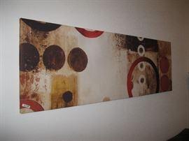 wall décor ( 2 ) matching