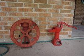 Grinder and pump