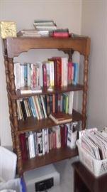 BOOKS SO MANY COOKBOOKS