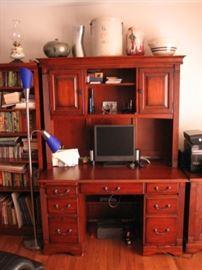 2 Piece Desk Unit