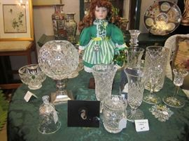 All Waterford pieces