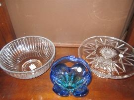 Marquis by Waterford and art glass
