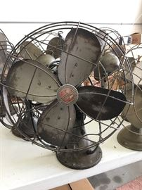 Emerson Electric vintage fan