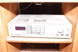 ON AUCTION, SONY RECEIVER