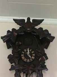 Antique Coocoo clock