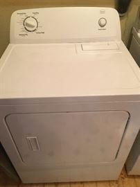 New Roper dryer