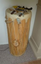 HAND MADE INDIAN DRUM