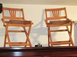Children's  Folding chairs