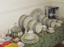 Large set of china