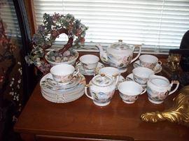 Manna Tea Set - Japan