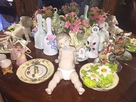 Porcelain Baby Sold