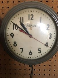 Clock in for this classic estate sale full of many little treasures throughout.
