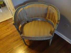 Beautiful French Antique Settee
