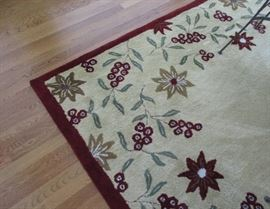 AREA RUG KITCHEN Pottery Barn wool